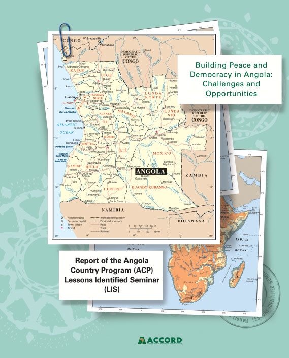 ACCORD - Report - Building Peace and Democracy in Angola - English