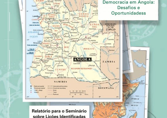 ACCORD - Report - Building Peace and Democracy in Angola - Portuguese