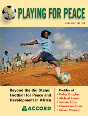 ACCORD - Report - 2010 - Playing for peace
