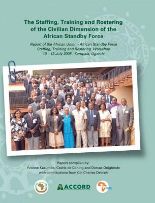 ACCORD - Report - The Civilian STR Workshop Report