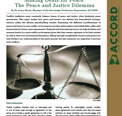 ACCORD - PPB - 8 - Making deals for peace