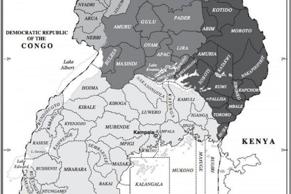 map-of-northern-Uganda