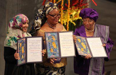 Nobel Peace Prize, 2011