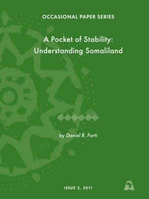 ACCORD - Occasional Paper - 2011-2 - A pocket of stability