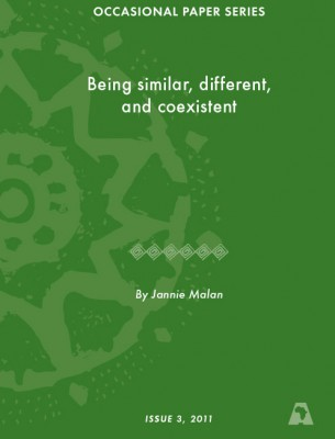 ACCORD - Occasional Paper - 2011:3 - Being similar different and coexistent