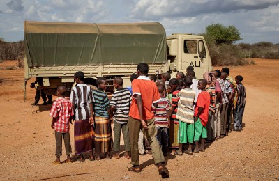 ACCORD supports AMISOM to mainstream protection of civilians in its operations