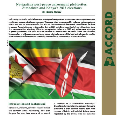 ACCORD - PPB - 22 - Navigating post peace agreement plebiscites