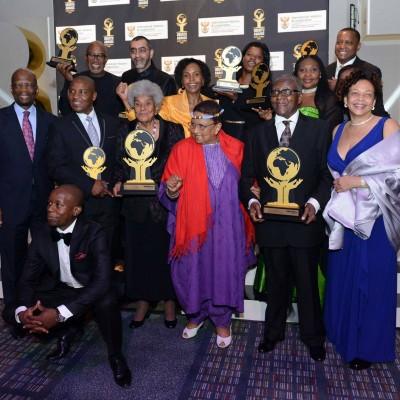 ACCORD Trustee Ambassador Modise recognized at the inaugural Ubuntu Awards