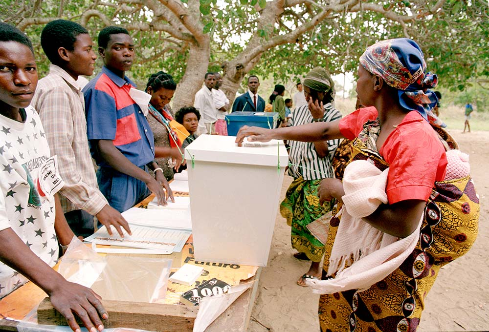 Women, war and peace in Mozambique – ACCORD
