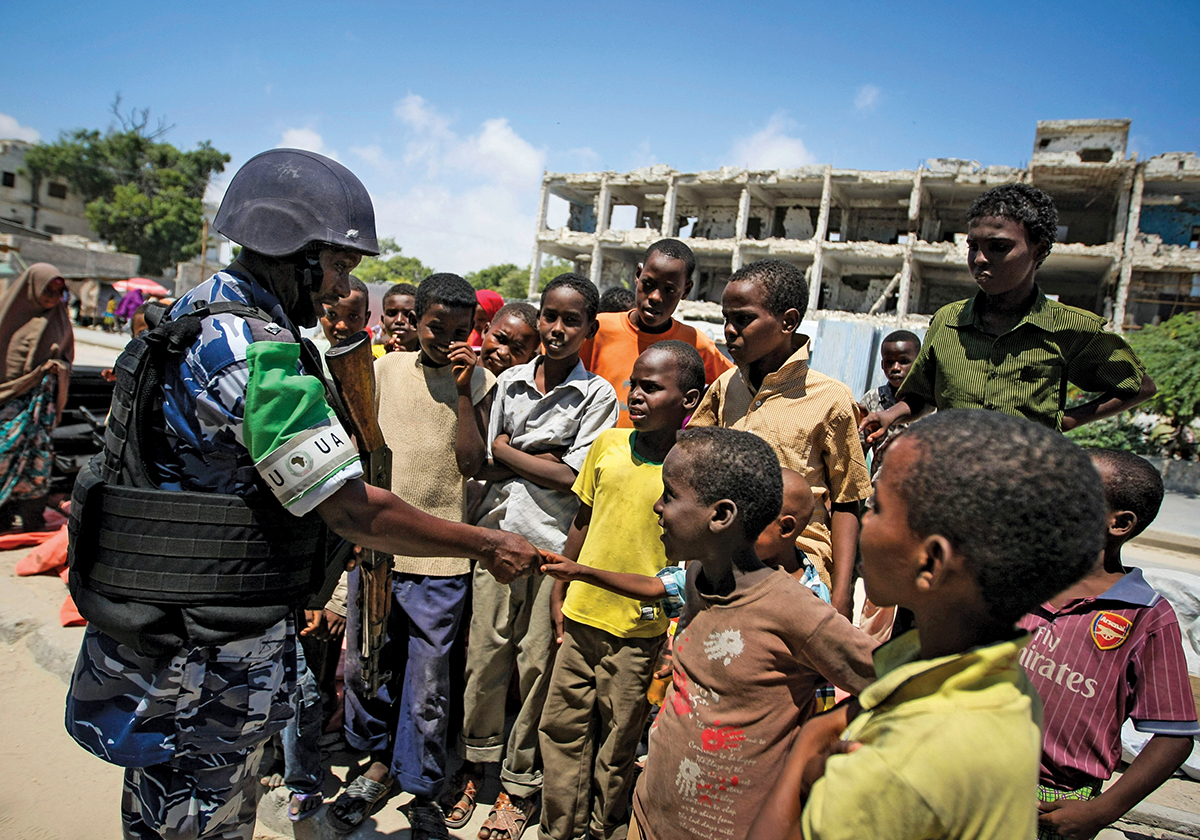 Strengthening Policing in African Peace Operations