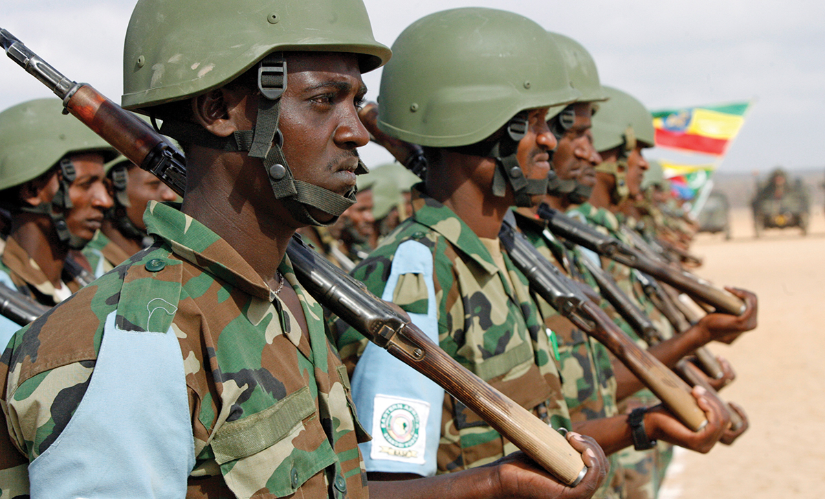 Peace Operations Review and Implications for the Training for Peace Programme