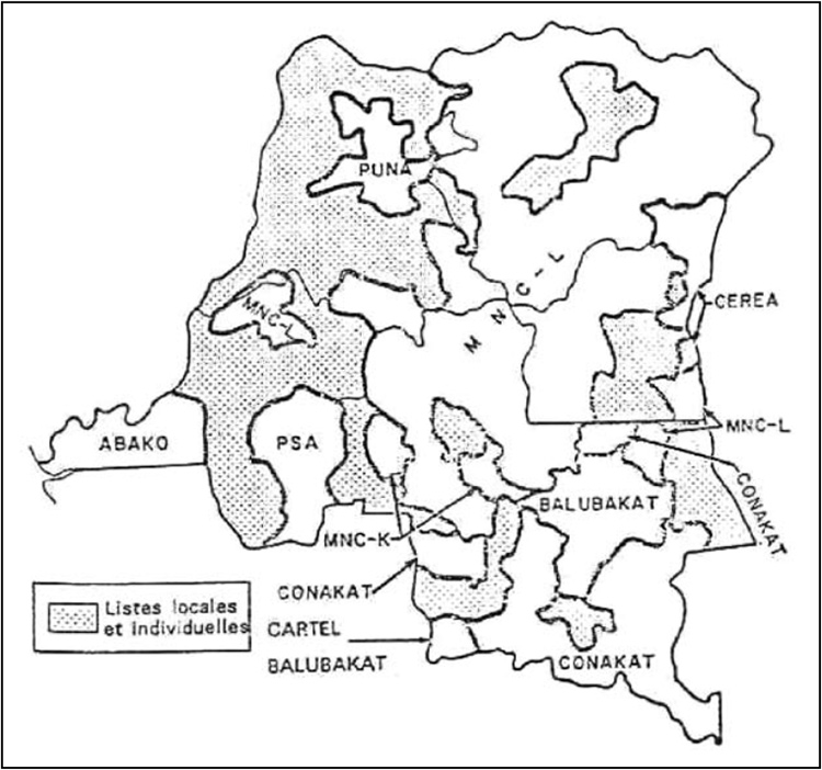 The Political Role of the Ethnic Factor map2