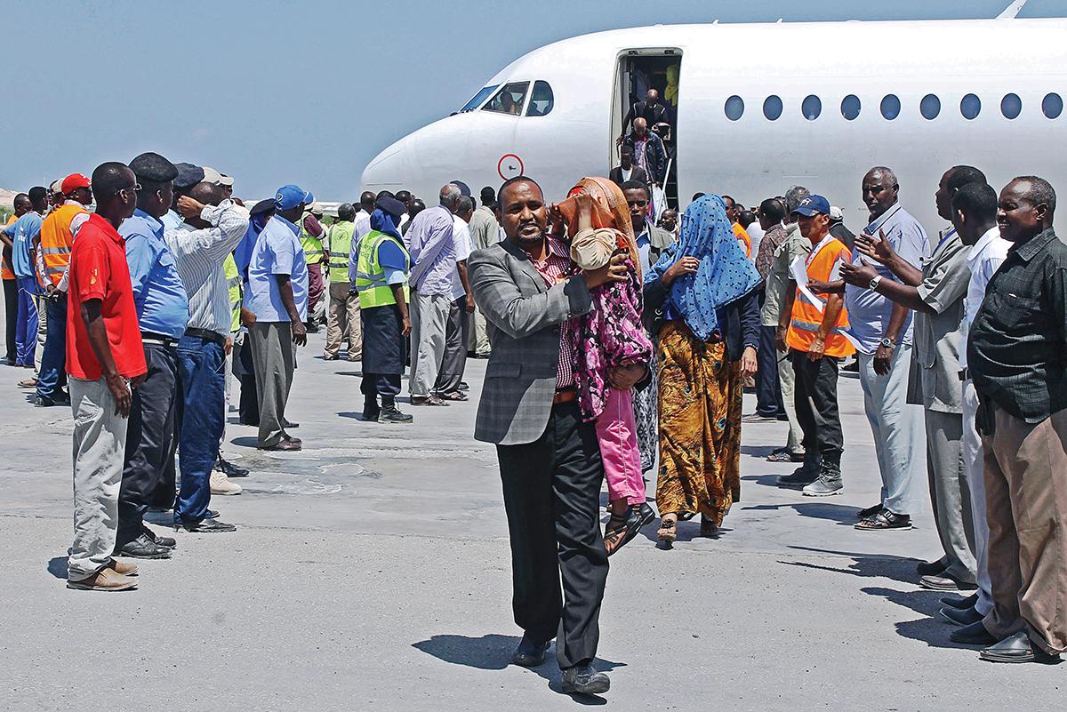 SOMALIA-KENYA-UNREST-POLICE-RIGHTS