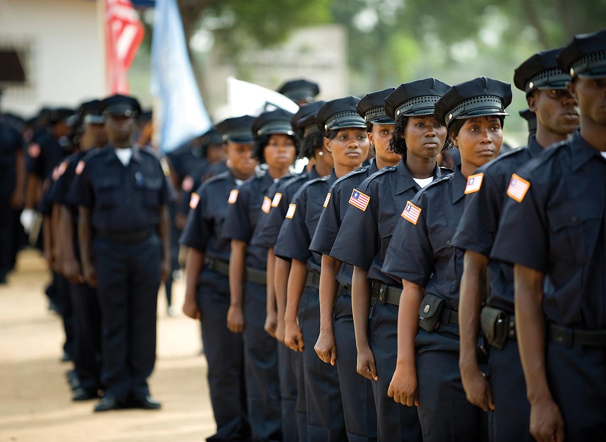 Peacekeeping - UNMIL