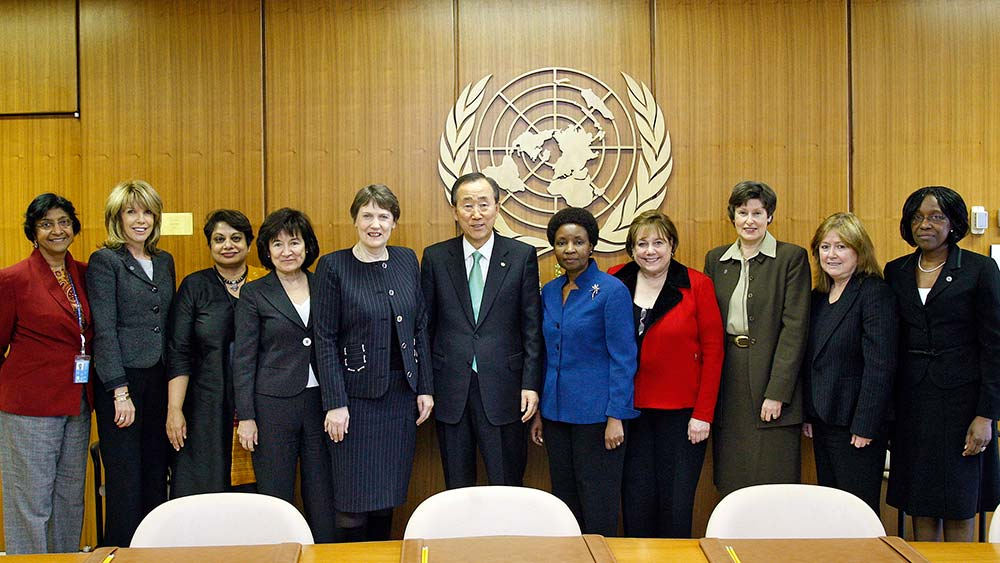 ACCORD TfP strengthens the UN Secretary-Generals initiative for attracting and retaining senior female leaders