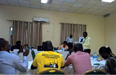 ACCORD builds capacity to increase trainers in conflict sensitivity in South Sudan