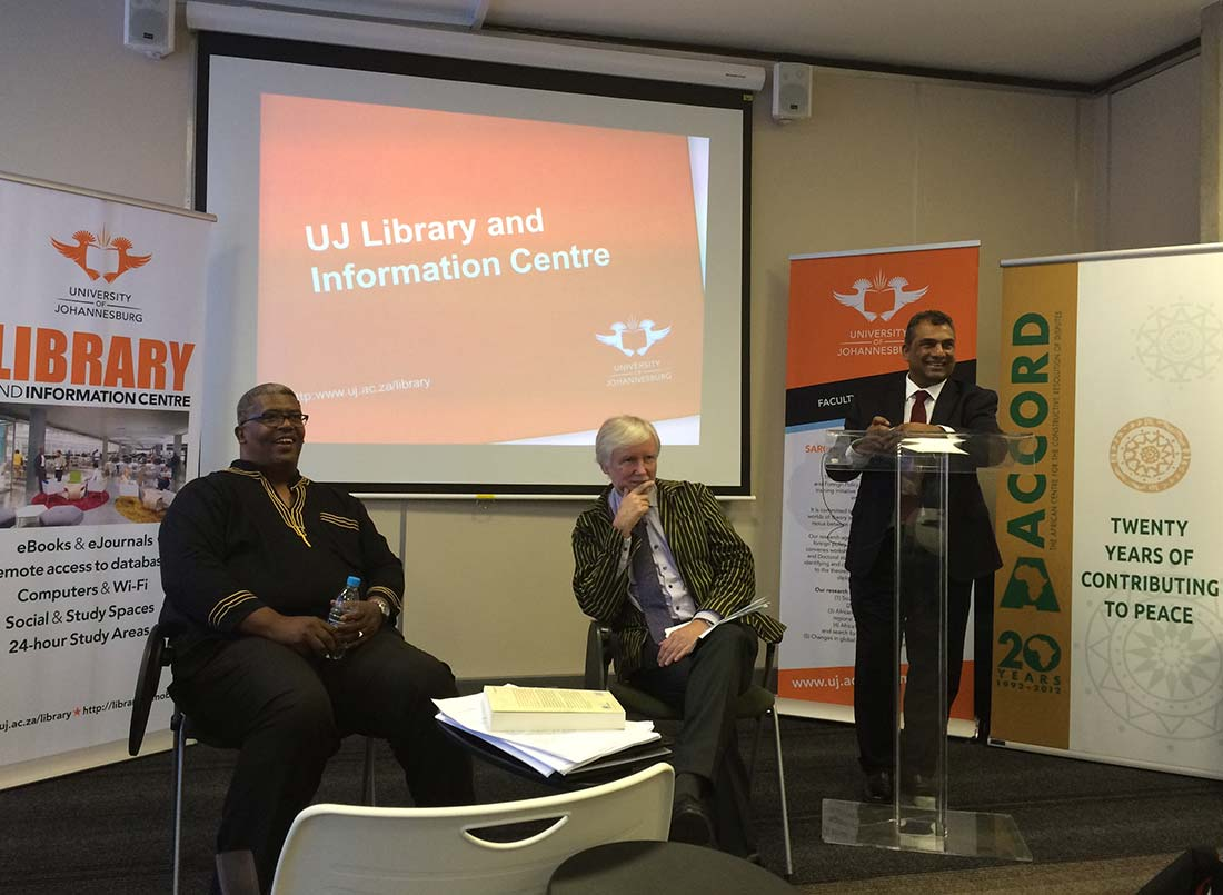 ACCORD supports Launch of Historians Without Borders