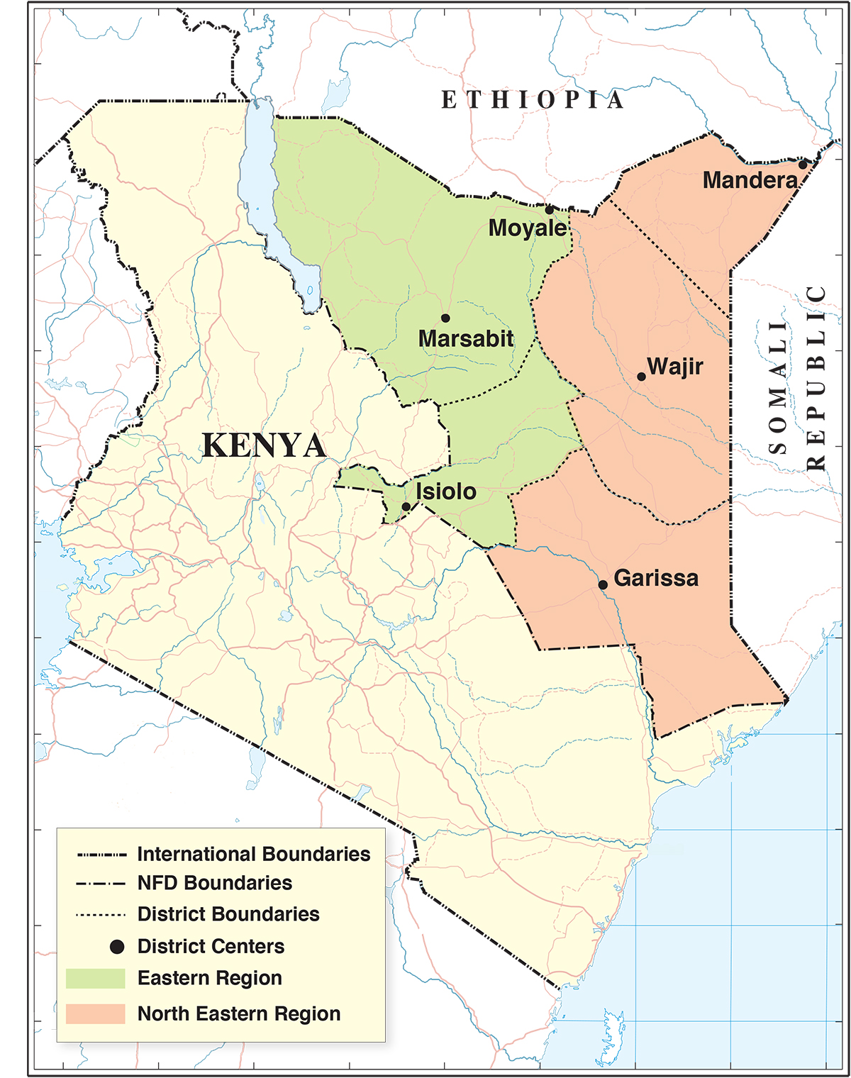 The Kenyan State's Fear of Somali Identity – ACCORD