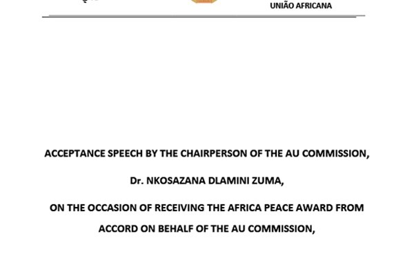 Acceptance-speech-by-the-chairperson-of-the-AUC