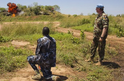 South Sudans December 2013 conflict