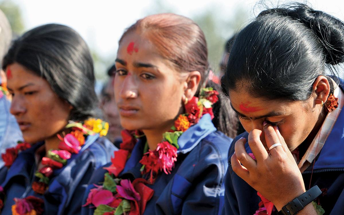 NEPAL-MAOISTS