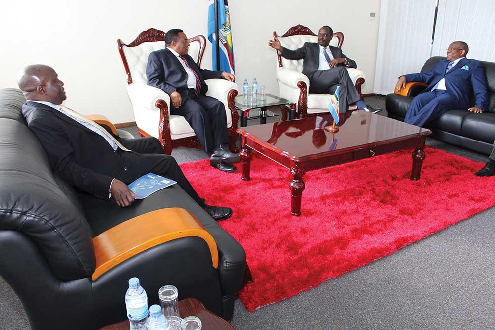 Uganda's Minister of Defence