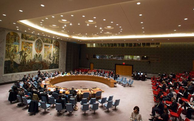 Briefings by Chairs of Subsidiary Bodies of Security Council