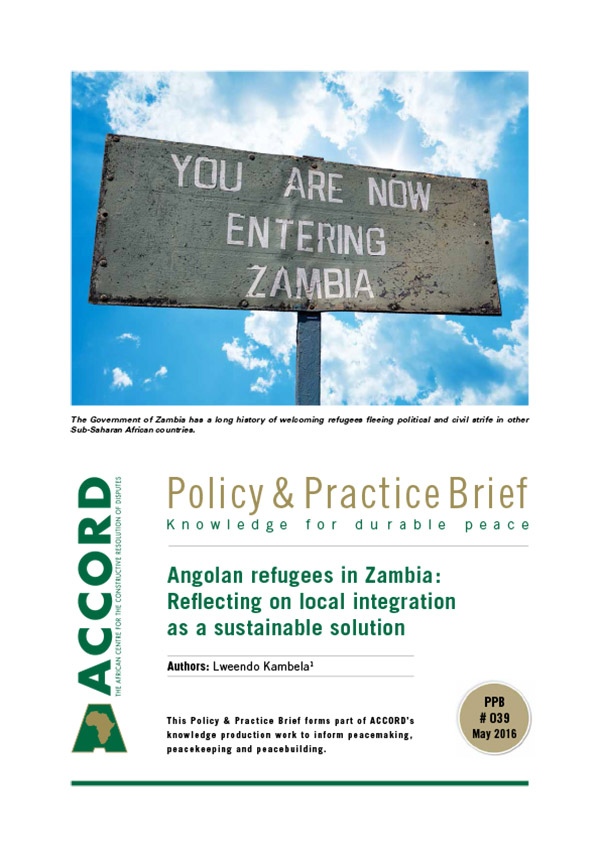 Angolan refugees in zambia accord malvernweather Gallery