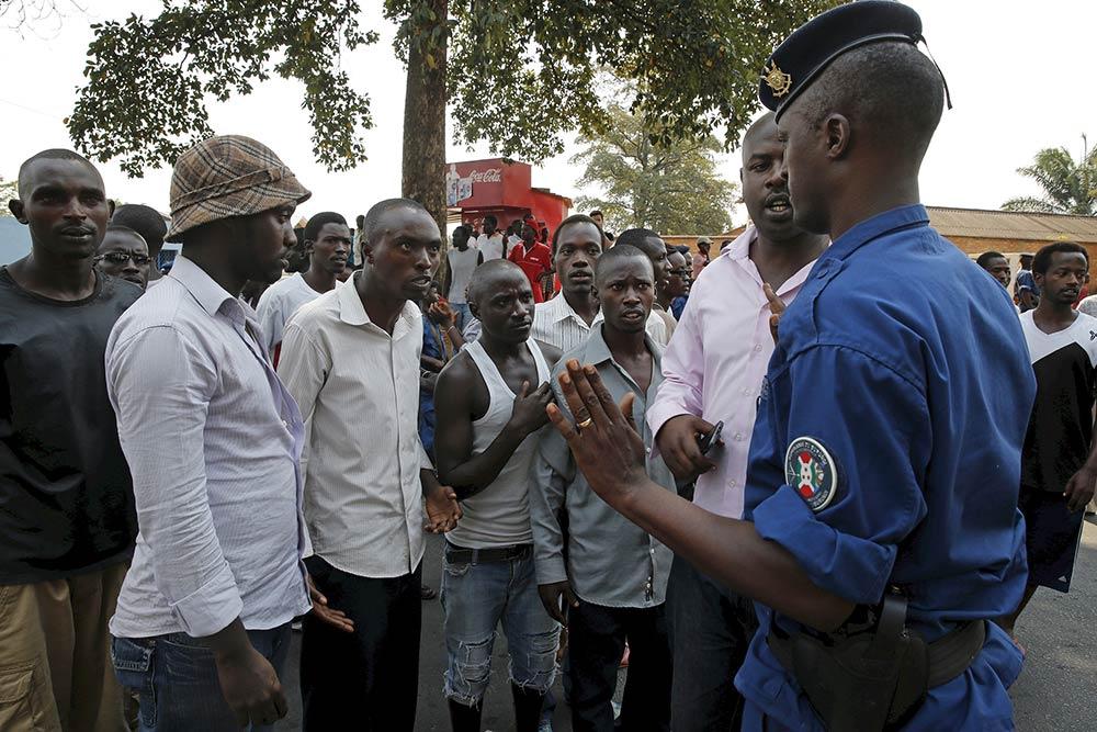 elections in Bujumbura