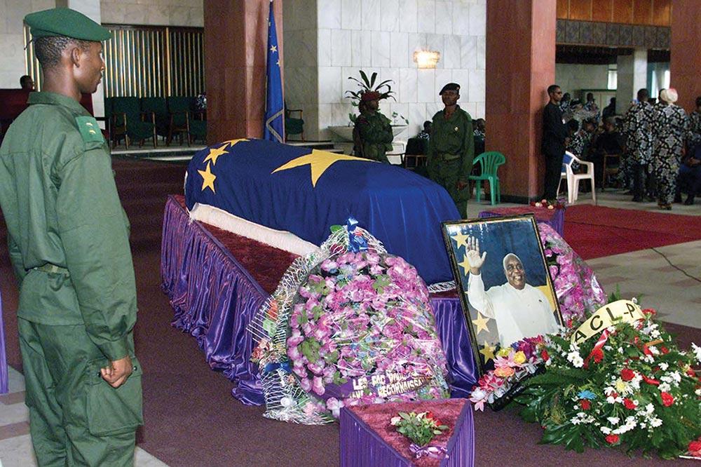 President Laurent Kabila