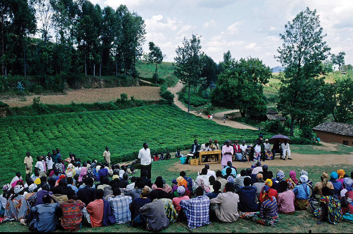 Rwandans