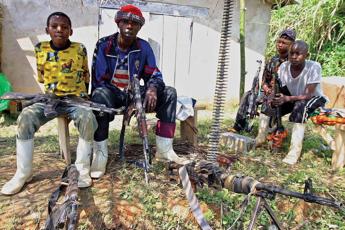 Congolese Mai Mai