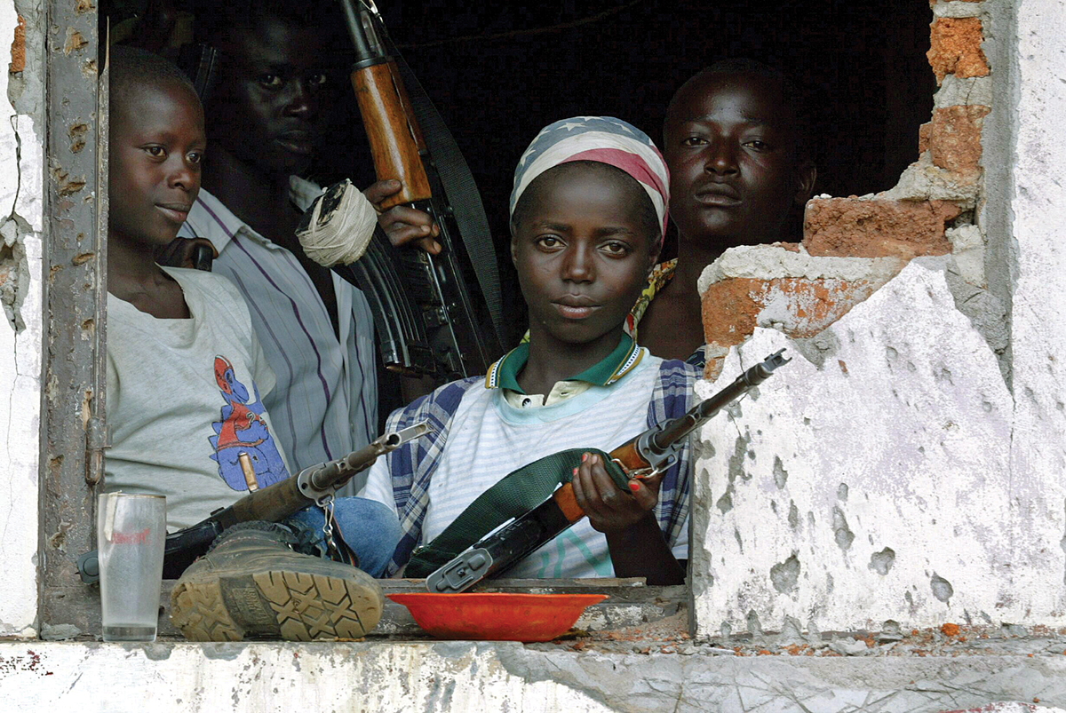 Understanding the Recruitment of Child Soldiers in Africa