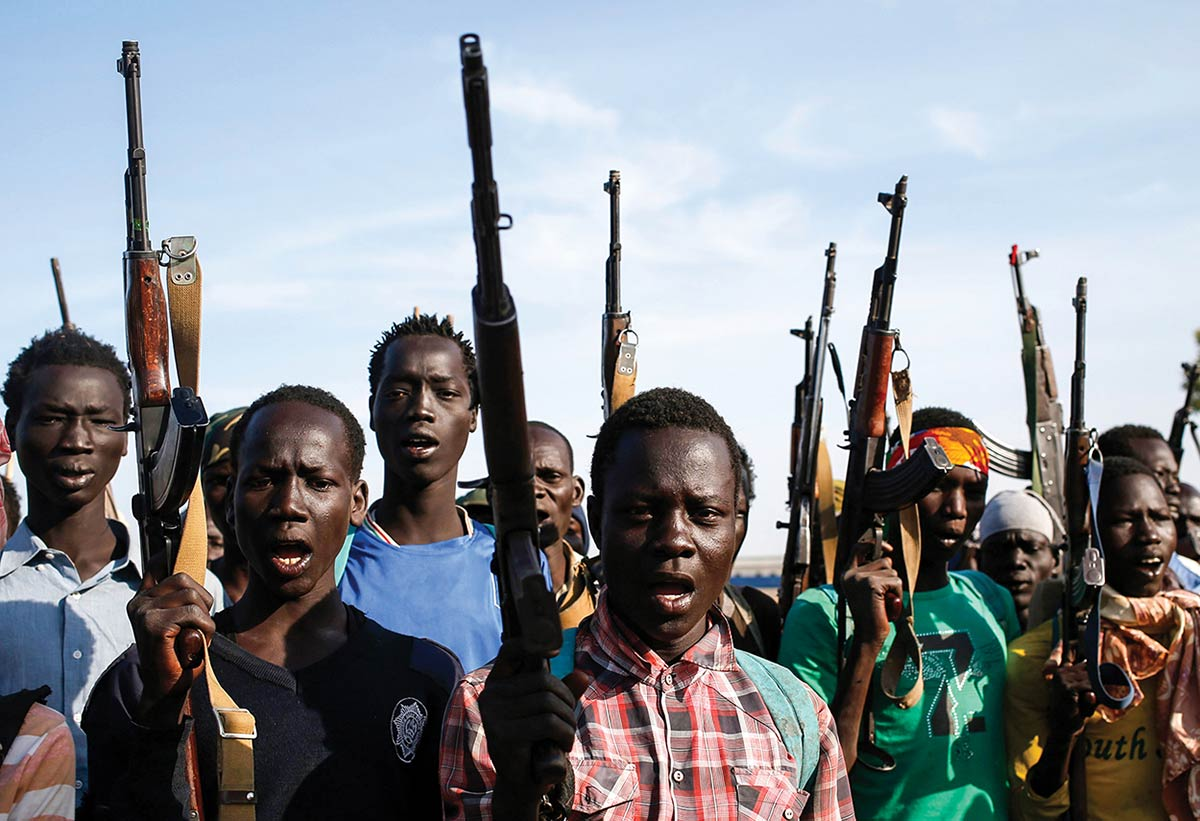 rebel groups