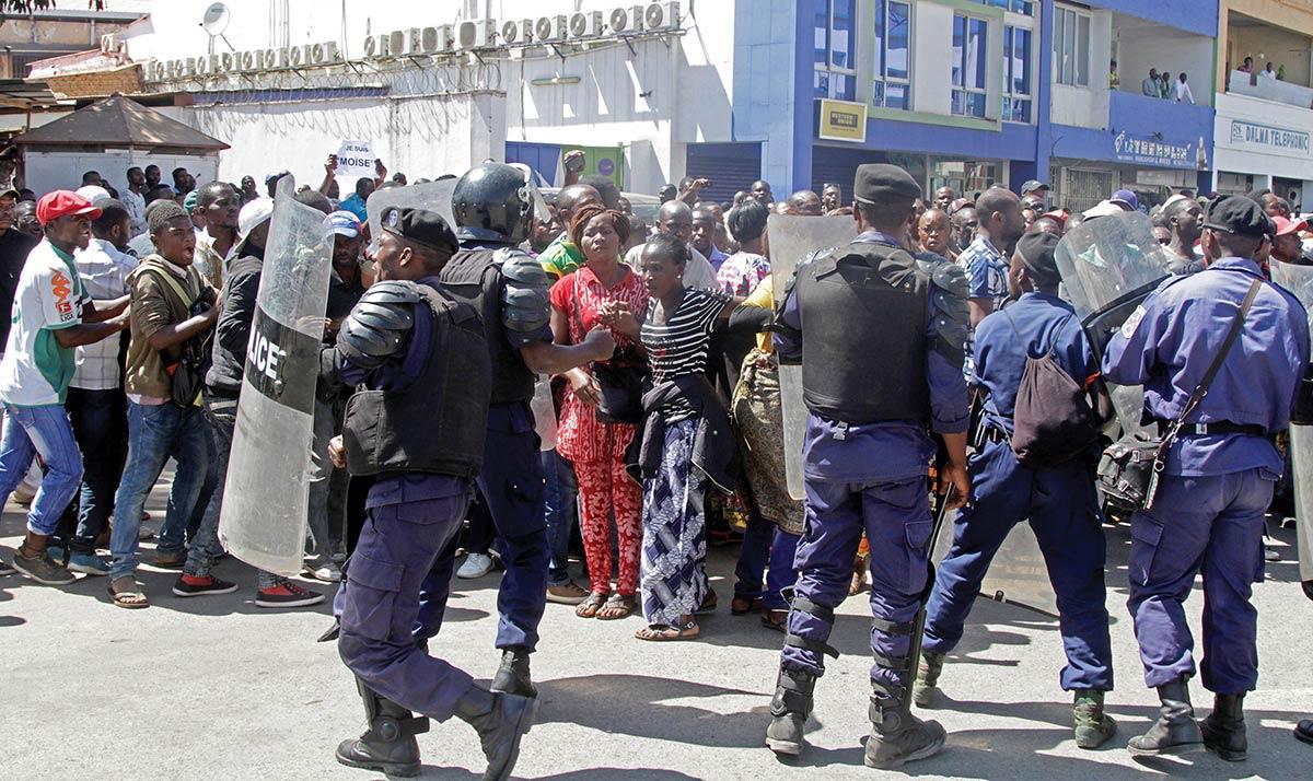 DRC conflict