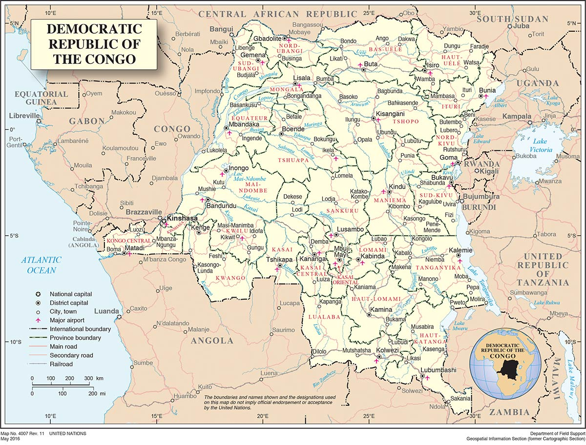 the democratic republic of the congo essay 1 the enough project | the democratic republic of the congo: roots of the crisis the democratic republic of the congo enough's strategy papers and.