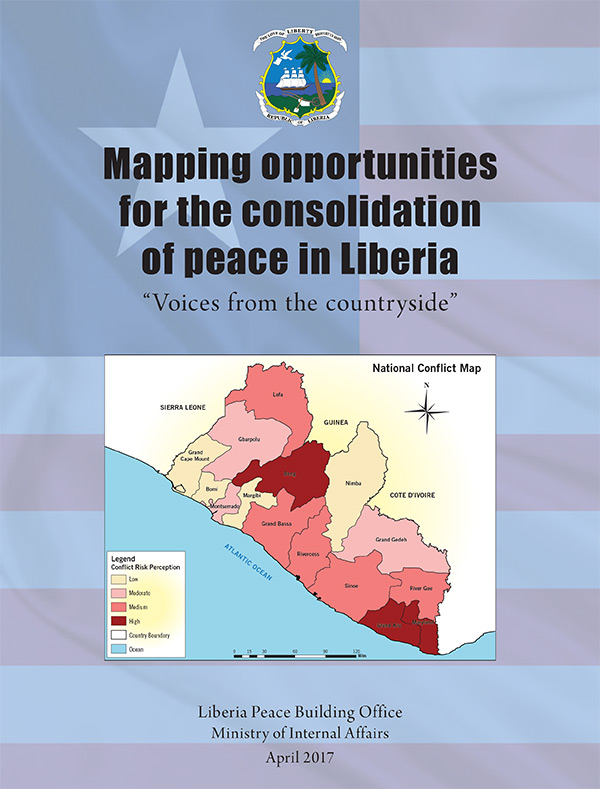 ACCORD Mapping Peace Liberia