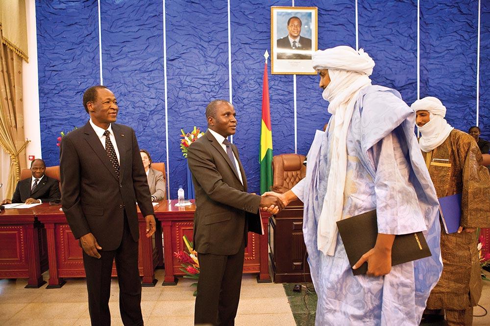 Mali and Tuareg