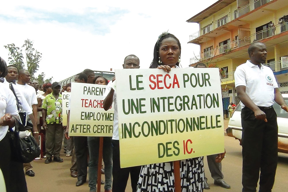 The Anglophone Dilemma in Cameroon – ACCORD