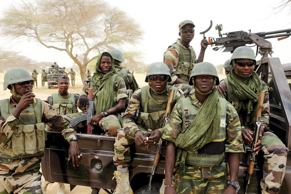 Nigerien special forces