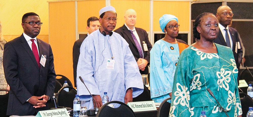 Retreat of Special Envoys