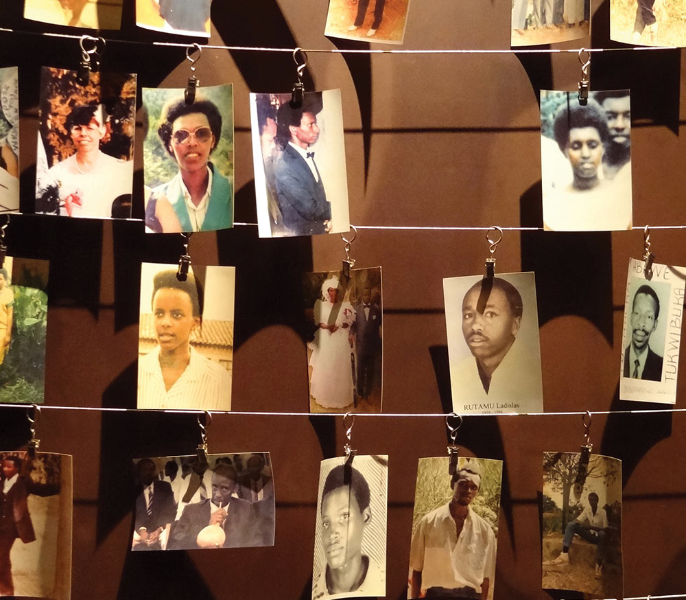 Photographs Of Genocide Victims