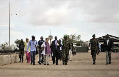 Peacebuilding Support
