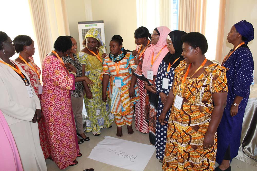 Regional Faith Women