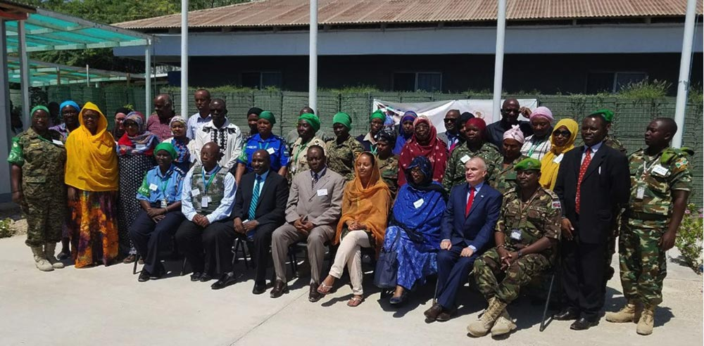 AMISOM Workshop