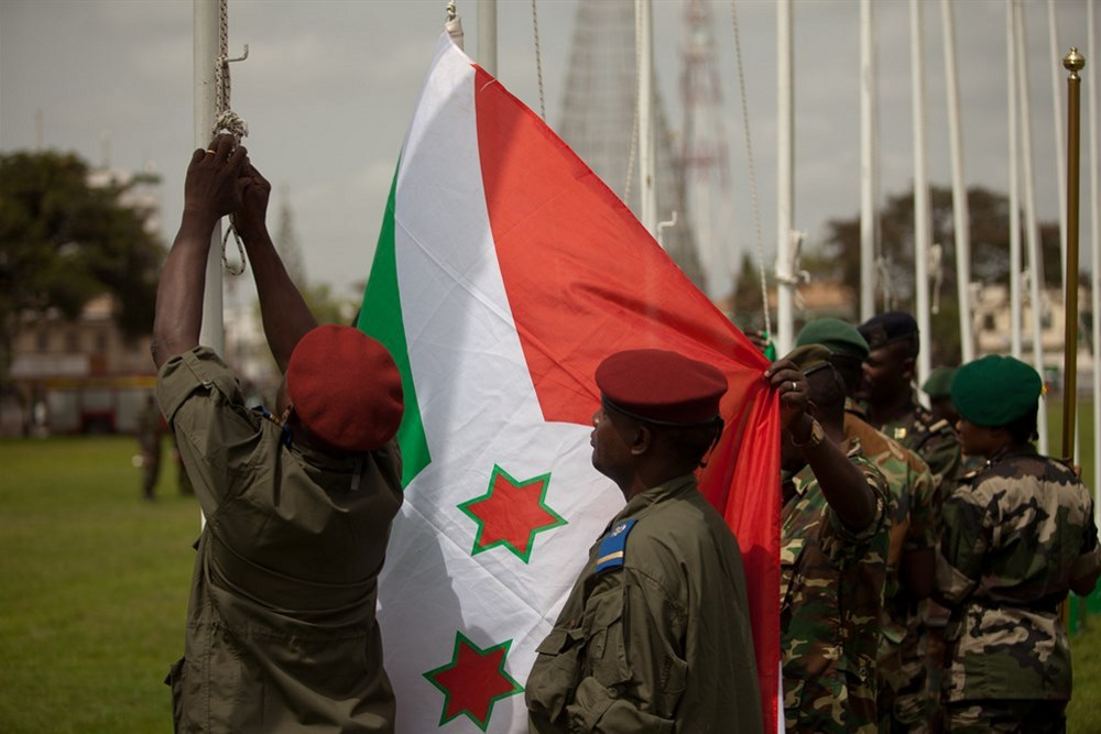 Burundi AFRICOM