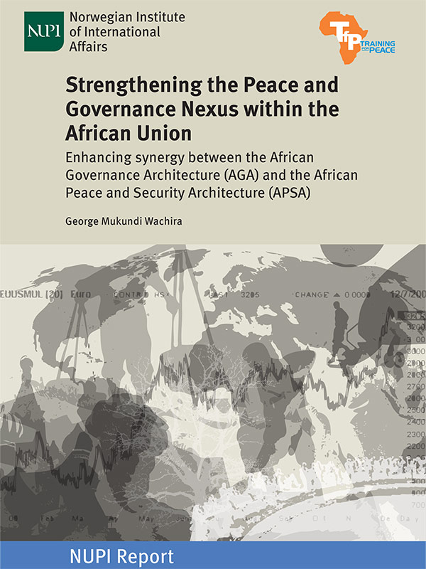 Strengthening Peace Governance