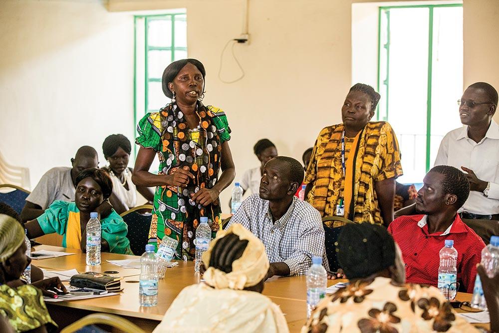 Local Dialogue Consultations