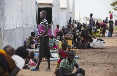 Imvepi refugee camp