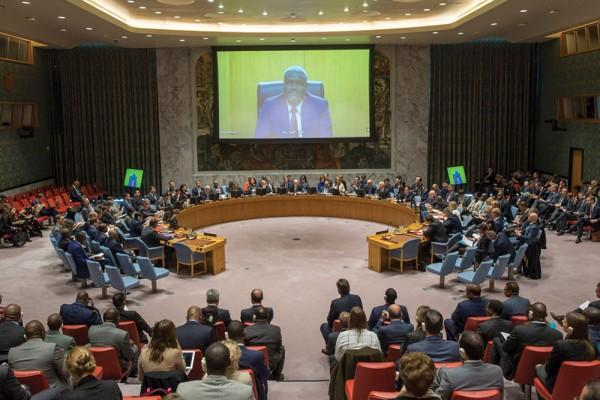 UNSC chamber